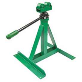 Greenlee 656 Ratchet-Type Reel Stand (1 Stand Only) by