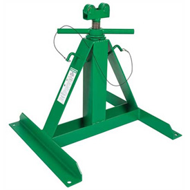 Click here to buy Greenlee 683 Screw-Type Reel Stand.