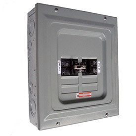 Click here to buy Generac 100-Amp 2,500-Watt Single Load Manual Transfer Switch.