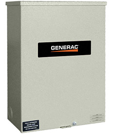 Generac RXSW100A3, 120/240 NEMA 3R 100-Amp Transfer Switch (Service Rated) by