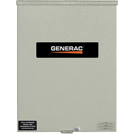 Generac 120/240-Volt 200-Amp Fused Indoor/Outdoor Smart Switch/Transfer Switch by