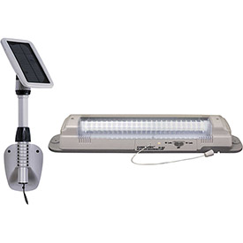 Gama Sonic 16301 Light My Shed III Solar LED Light