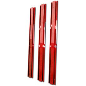 Homak CTS Canopy Support Beams - Red
