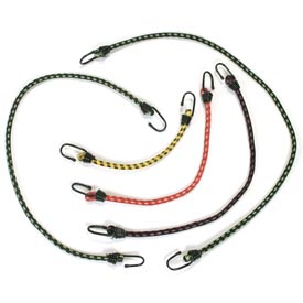 "30"" 9mm Hook Bungie Cord - Package of 10"