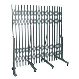 Superior Heavy-Duty Portable Gate - 3-1/2' to 6' Openings