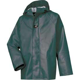 Helly Hansen Nusfjord Jacket W/Cuff, Green, XL, 70209-490