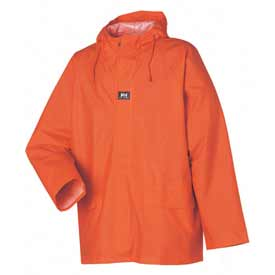 Helly Hansen Mandal Jacket, Orange, 4XL, 70129-290