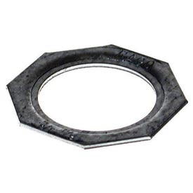 """Hubbell 1391 Reducing Washer 3-1/2"""" To 3"""" Trade Size - Steel - Pkg Qty 10"""