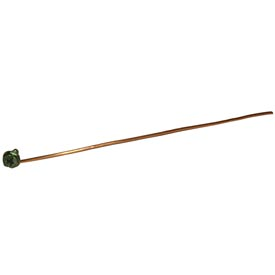 """Hubbell 984 Grounding Pigtail, 6"""" Length, #14 Bare Copper - Pkg Qty 1000"""