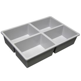 Tray Divider - Four Equal Sections