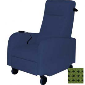HPFI® Haley Recovery Room Recliner, Leaf