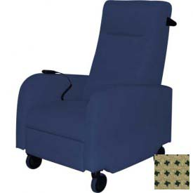 HPFI® Haley Recovery Room Recliner, Latte