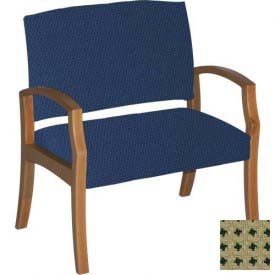 """HPFI® Unos Bariatric Chair with 30"""" wide seat, Latte"""