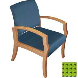 HPFI® Unos Guest Chair, Sprout