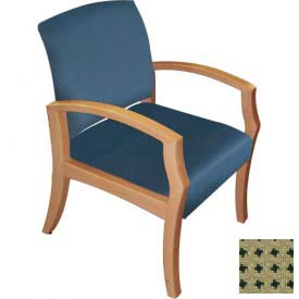 HPFI® Unos Guest Chair, Latte