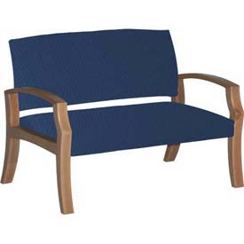 HPFI® Unos Two-Seat Settee, Sky
