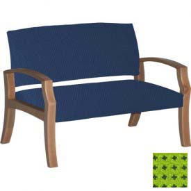 HPFI® Unos Two-Seat Settee, Sprout