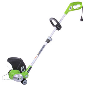 """GreenWorks 21272 15"""" 5.5 AMP Corded String Trimmer by"""