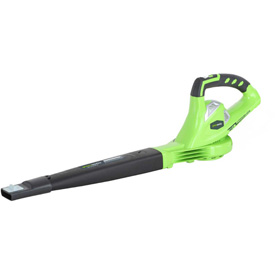 GreenWorks 24282 G-MAX Variable Speed Cordless Blower, 40V, 150 MPH by