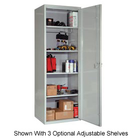 Hallowell HTC422-1AS-PL SecurityMax High Security Solid Welded Locker - 24x22x72