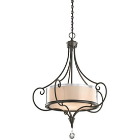 Kichler Lighting,42864SWZ,Chandelier/ Pendant 3Lt