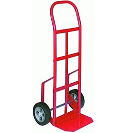 "Hamilton® Steel Hand Truck with 10"" Ace-Tuf® Wheels"