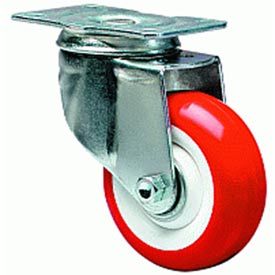 Hamilton® General Utility Swivel 4 x 1-1/4 Ebonite Oilless 250 Lb. Caster