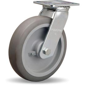 Hamilton® Standard Cold Forged Swivel 8 x 2 Versa-Tech® Roller 500 Lb. Caster