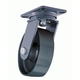Hamilton® Champion™ Forged Swivel 6 x 2-1/2 Forged Roller 3500 Lb. Caster