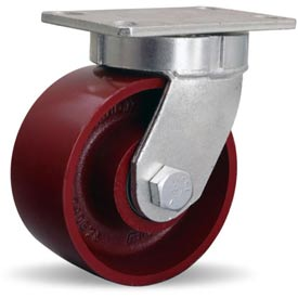 Hamilton® Endurance™ Kingpinless Swivel 6 x 3 Metal Ball 2500 Lb. Caster