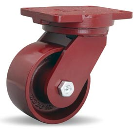 Hamilton® Extra HD Forged Swivel 6 x 3 Metal Ball 2500 Lb. Caster