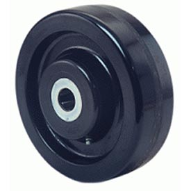 "Hamilton® Hi-Heat Plastex Wheel 4 x 1-1/4 - 1/2"" No Bearing"