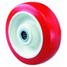 "Hamilton® Poly-Tech Wheel 4 x 2 - 1/2"" Roller Bearing"