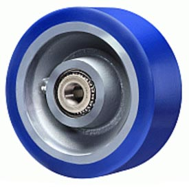 "Hamilton® Superlast® Wheel 8 x 3 - 2-3/16"" Plain Bearing"