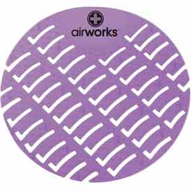 AirWorks® Urinal Screen, Vineyard, 10/Case, AWUS234-BX