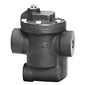 Hoffman Specialty® B1075S-2 Inverted Bucket Steam Trap404309, 1/2""