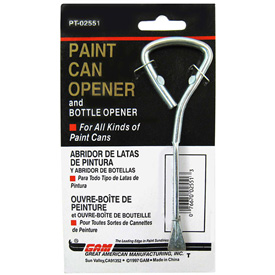 Click here to buy Paint Can Opener PT02551 Package Count 24.