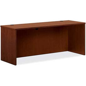 "basyx by HON Credenza Shell 72""W x 24""D x 29""H Cherry BL Series by"