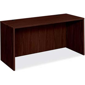 "basyx by HON Credenza Shell 60""W x 24""D x 29""H Mahogany BL Series by"