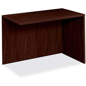 "basyx® by HON® Return Shell - 42-1/4""W x 24""D x 29""H - Mahogany - BL Series"