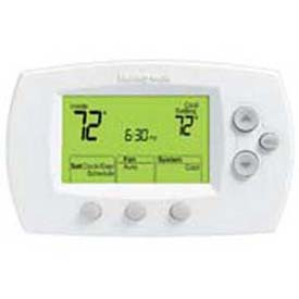 Honeywell 1 Heat/1 Cool Programmable Thermostat With Large Display TH6110D1021