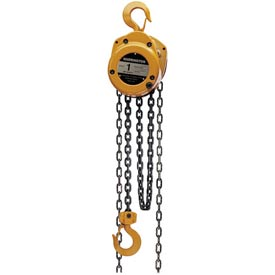 CF Hand Chain Hoist - 3 Ton, 10' Lift