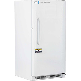 American Biotech Supply Standard Manual Defrost Freezer ABT-MFS-14, 14 Cu. Ft.
