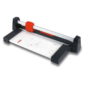 HSM T3310 Rotary Paper Trimmer, 10 Sheet by
