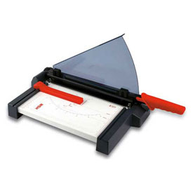 "HSM G3225 Guillotine Paper Cutter, 12.8"" Cutting Length by"