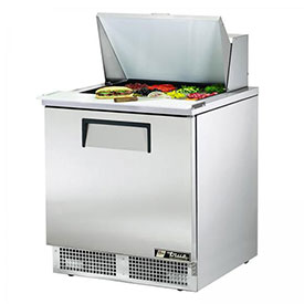 "True TFP-32-12M Refrigerated Sandwich/Salad Unit 32.13""W X 31-1/2""D X... by"