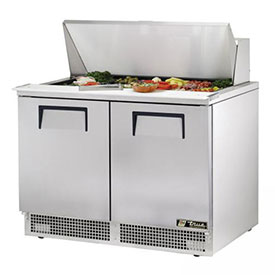 "True TFP-48-18M Refrigerated Sandwich/Salad Unit 48.13""W X 31-1/2""D X... by"