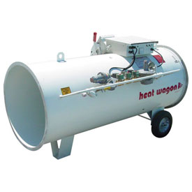 Heat Wagon Direct Fired Gas Heater 2730C 2000,000 BTU 208/240/480V Ductable by