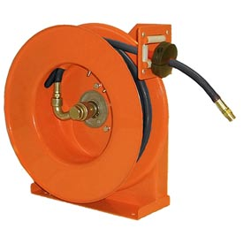 "Hubbell GHC5035-L Low Pressure Hose Reel for Air / Water - 1/2""x 35' 300 PSI"