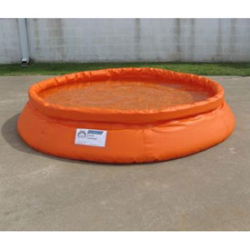 drum barrel spill control trays husky containment pool hcp 300v22 pvc 300 gallon. Black Bedroom Furniture Sets. Home Design Ideas